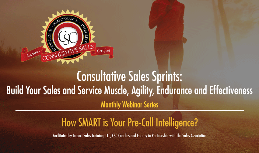 Pre-call intelligence, sales planning, account planning, making contact, buying influencers, sales skills, consultative selling
