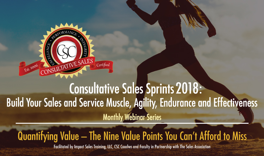 Consultative Sales Sprints